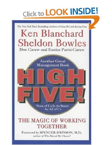 book review of gung ho by ken blanchard