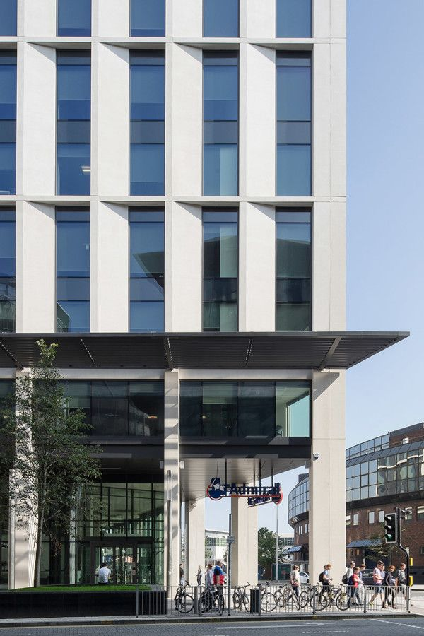 GHA Project | Admiral Group Headquarters
