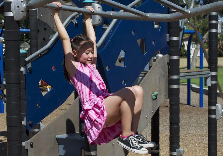 Playground Photography Ideas