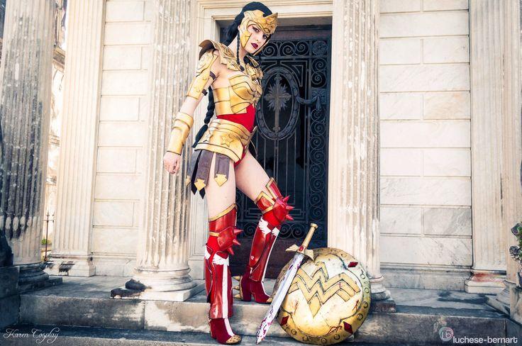 Regime Wonder Woman II by Lockheart18 on @DeviantArt