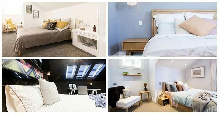 The block NZ Villa Wars Master bedroom week.....