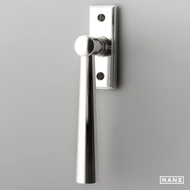 "simple lever designed to operate ""Lift and Slide"" doors"