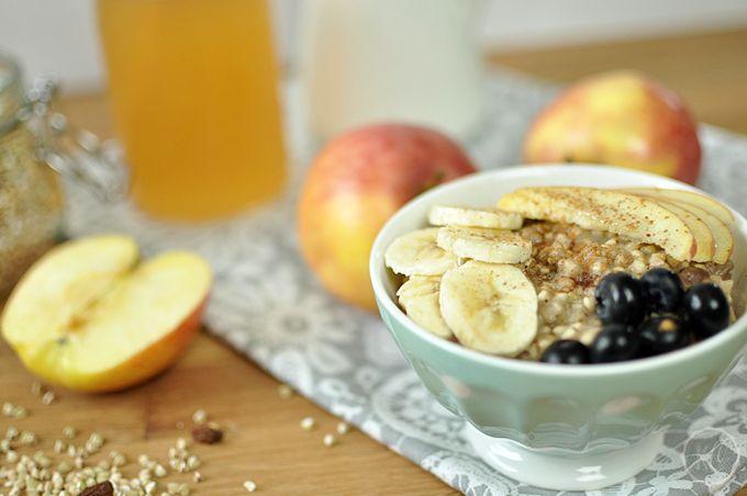 Buchweizen-Porridge