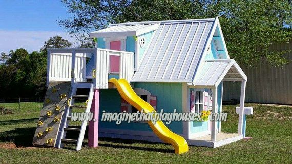 You wont find a better quality playhouse or playset for Cheap outdoor playhouses