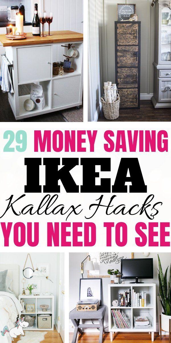 29 Ikea Kallax Hacks That Will Blow Your Mind! | The Mummy