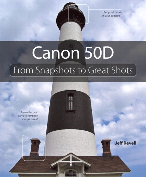 Canon 50D: From Snapshots to Great Shots    By Jeff Revell