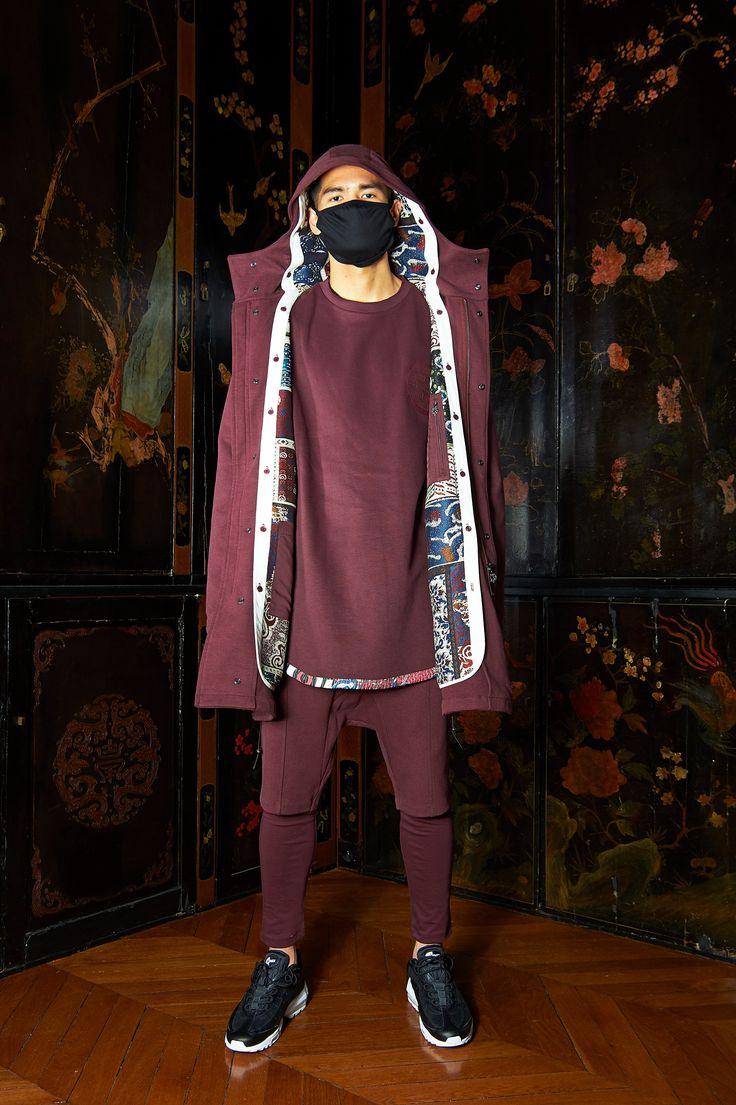 Les Benjamins Fall 2017 Menswear Collection Photos - Vogue