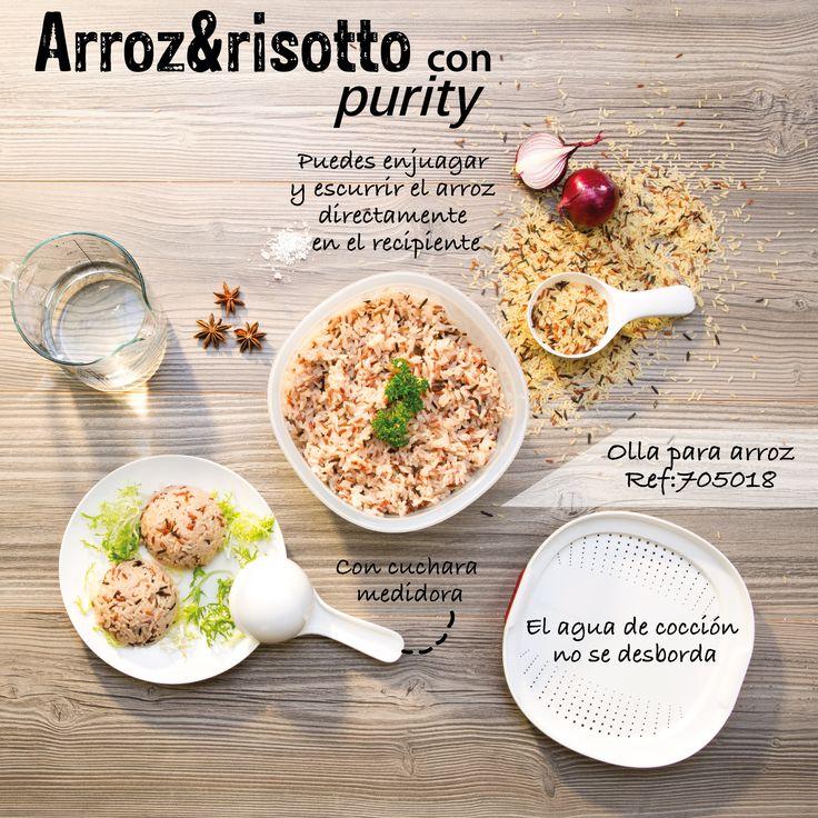 Best 25 arroz al vapor ideas on pinterest arroz al for Recipientes para cocinar al vapor