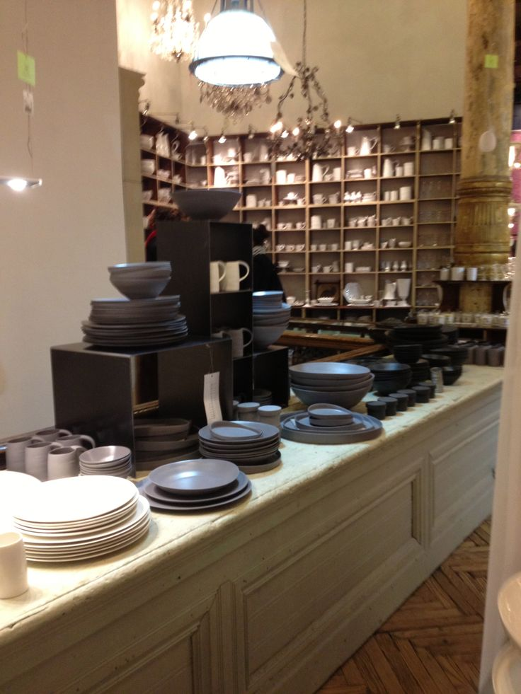 ABC Carpet & Home - New York - Home - Homewares - Upmarket - Visual Merchandising - Landscape - Cook & Dine - Clear Retail - www.clearretailgroup.eu
