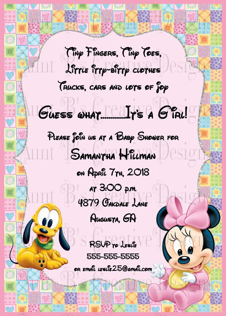 27 best Baby Shower Invitations images on Pinterest | Baby shower ...