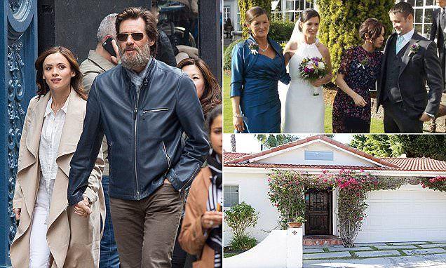 Mother of Jim Carrey's ex-girlfriend, 28, reveals her heartbreak