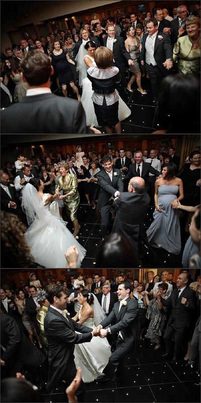 Jewish wedding celebrations at Botleys Mansion, Surrey / nealejames.com