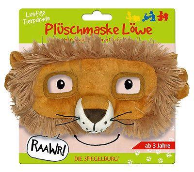 Λούτρινη Μάσκα Λιοντάρι | Το Ξύλινο Αλογάκι - παιχνίδια για παιδιά