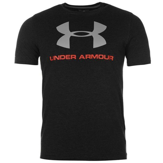 Under Armour | Under Armour Sportstyle Logo Póló Férfi Ruházat | Férfi Ruházat Pólók
