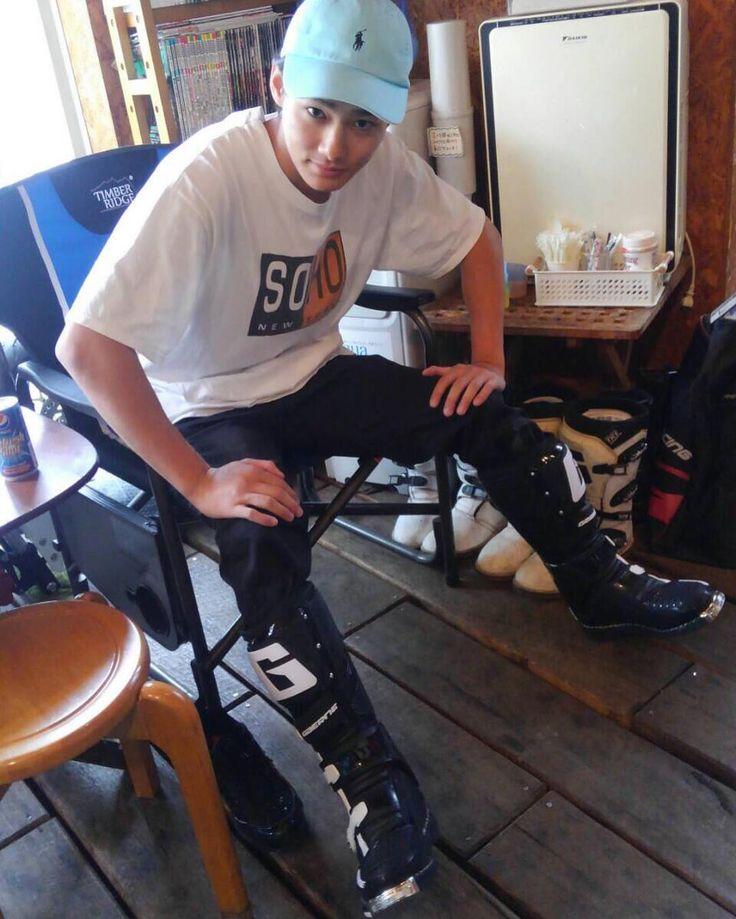 野村周平.BMX.sk8.car.bike.actor