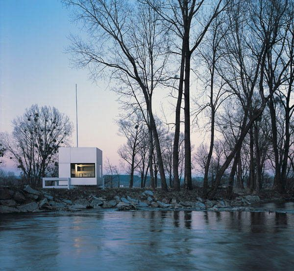Modern, Mobile, Modular – Micro Compact Home by Horden Cherry Lee Architects and Haack + Hopfner Architects