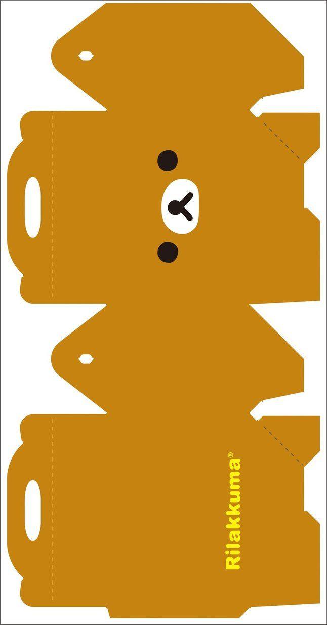 Rilakkuma box 1 by LeSweetiesART