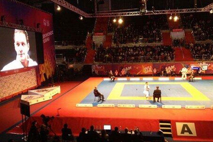 ¡Oro para Venezuela! Antonio Díaz es campeón en los Juegos Mundiales de Combate