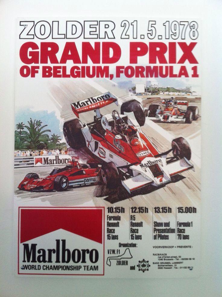 1976 Belgium Grand Prix