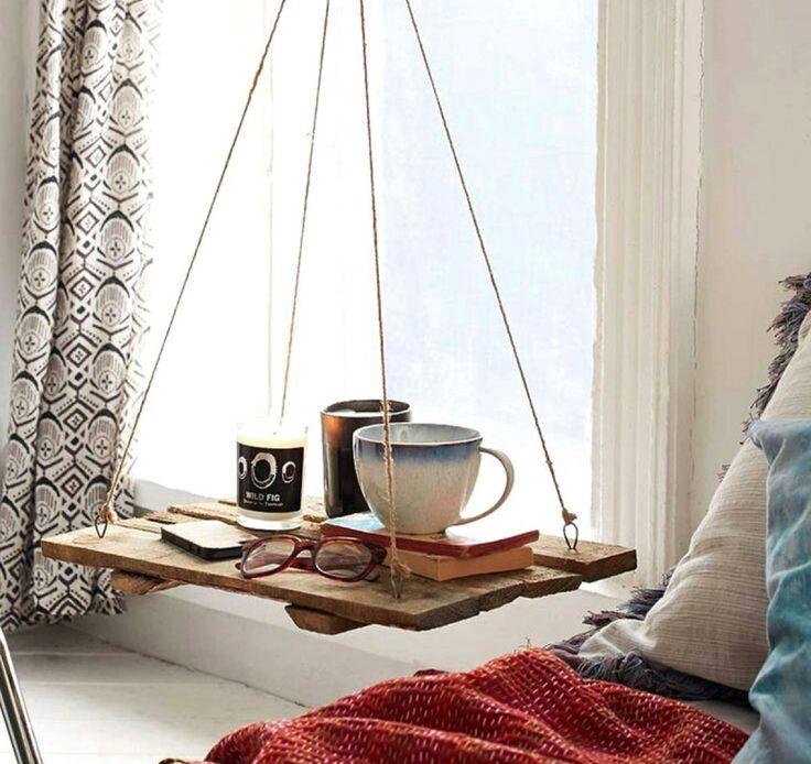 op onze wishlist hangend nachtplankje tasar m pinterest schlafzimmer nachttisch und m bel. Black Bedroom Furniture Sets. Home Design Ideas