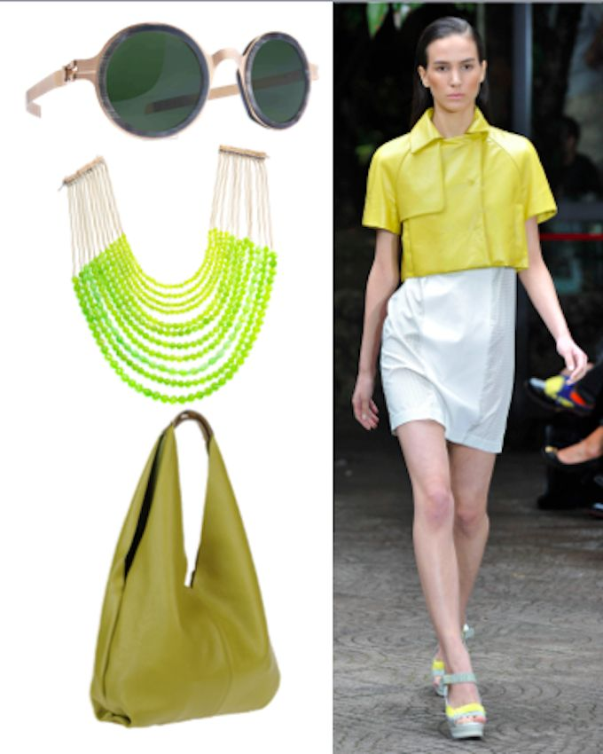 How To Wear – Evergreen Summer Look with Anita bag by Coccinelle http://www.soapmotion.com/2013/evergreen-summer-mood-coccinelle/