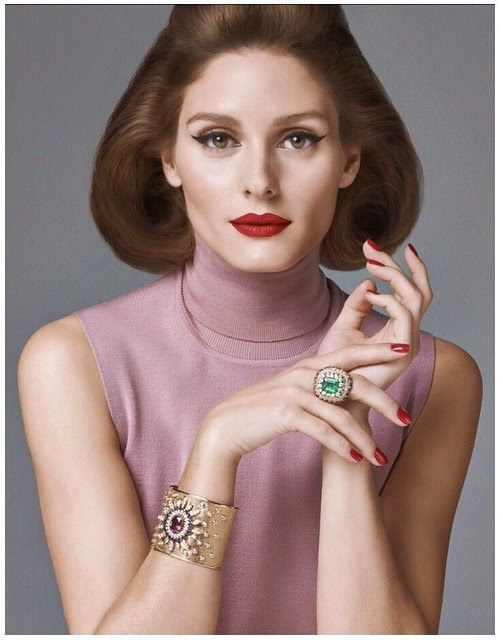 Olivia Palermo For Vogue Brasil
