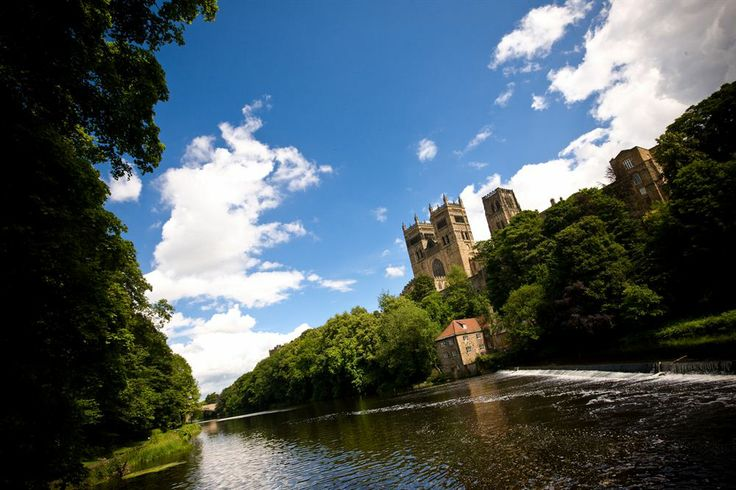 Riverside walks, perfect for spring time! Durham City .