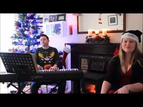 Rockin Around The Christmas Tree. Piano & Vocal Cover