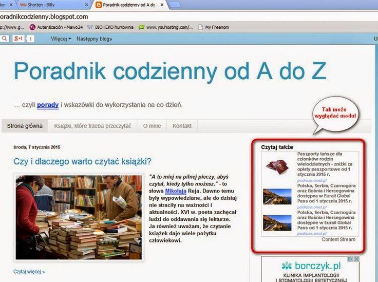 Poradnik codzienny od A do Z: Czy i jak można zarabiać na blogu?