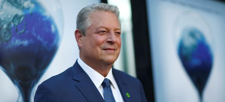 Al Gore reportedly drew laughs from a European audience at a premiere of his new documentary when he insinuated that President Donald Trump might be ejected from office.