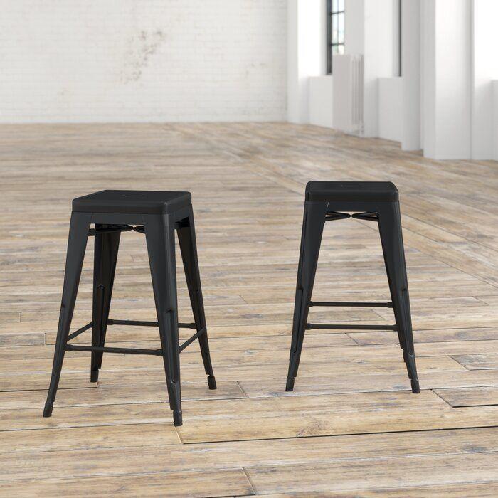 Trent Austin Design Lompoc Bar Counter Stool Reviews Wayfair