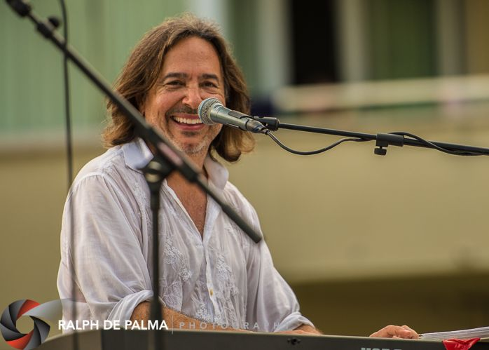 James Slater at the Key West Songwriters Festival