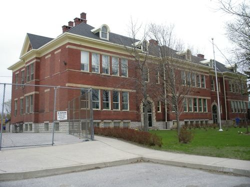 Rolph Street Public School, Tillsonburg Ontario