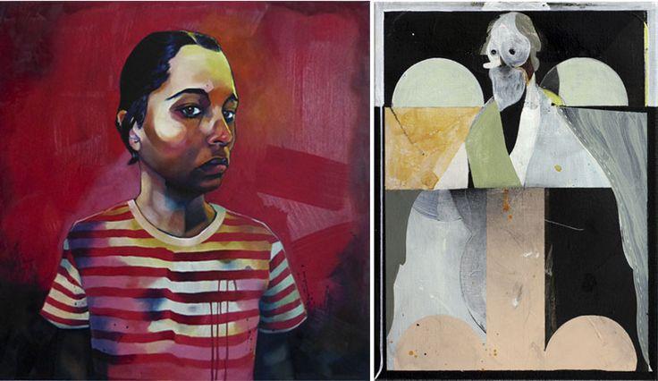 AFFENFAUST GALERIE SHOWING: DAS EIGENE ICH http://www.widewalls.ch/das-eigene-ich-group-exhibition-affenfaust-galerie-hamburg/ #group #exhibition #portrait