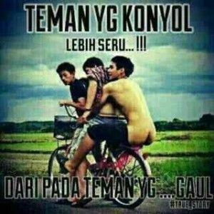 DP BBM Gokil Sahabat