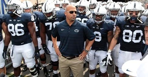 PENN STATE – FOOTBALL 2014 – NCAA Announces Immediate End of Penn State's Bowl Ban, Scholarship Limits.
