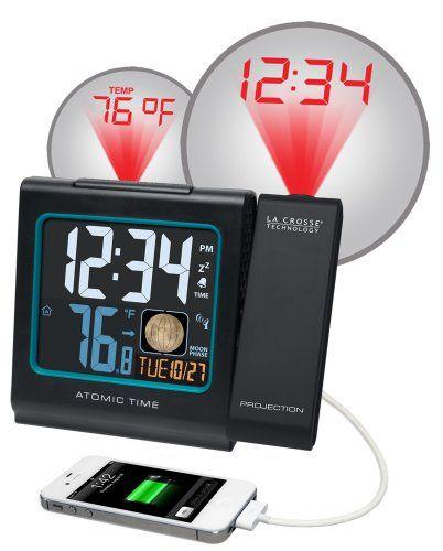 34 Best Projection Alarm Clock Images On Pinterest Alarm