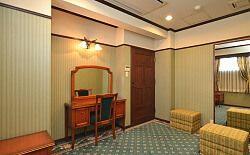【福岡県久留米市 ホテルニュープラザKURUME・ウェディング】着付室