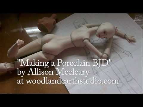 Making a Porcelain BJD FREE tutorial  http://woodlandearthstudio.com/