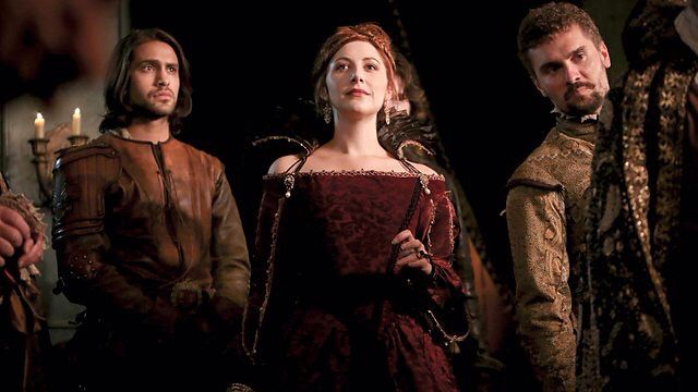 The Musketeers series 2/8