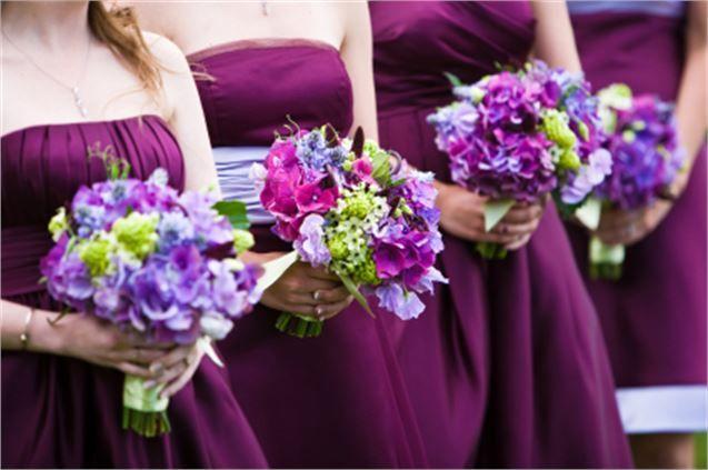 Brides Crew, Mercure Hotel Nottingham City Centre - Inspiration Gallery Wedding Venue Image