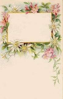 Floral frame                                                                                                                                                     Más