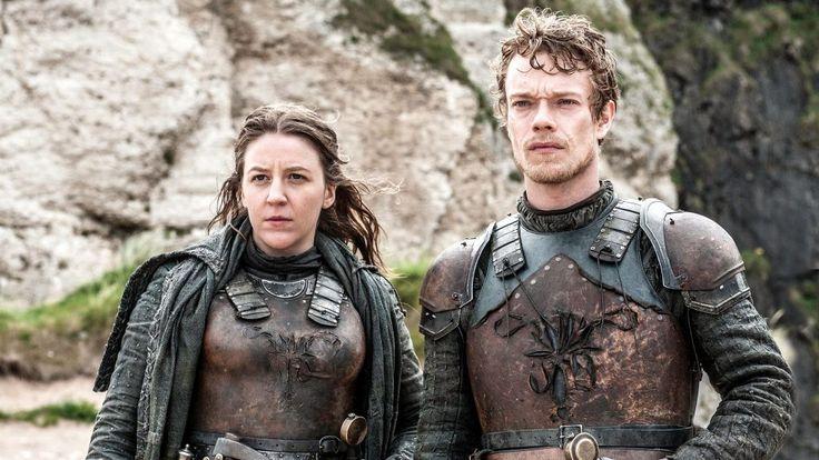 Yara & Theon Greyjoy