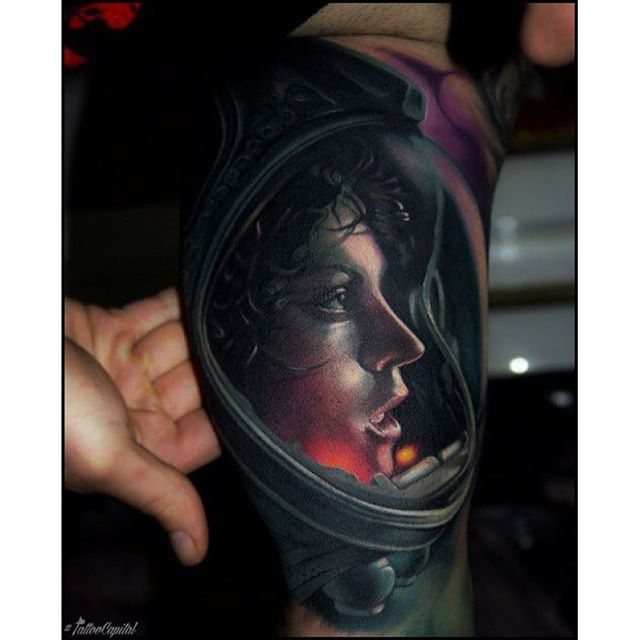 Here Are 30 Incredible (And Somewhat Creepy) Hyper-Realistic Tattoos
