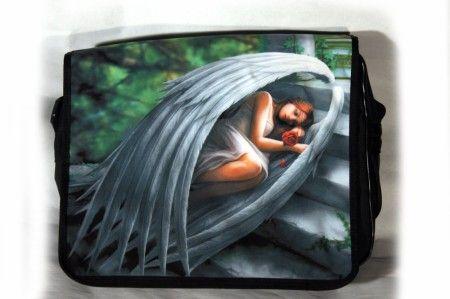 Alvó nő oldaltáska, válltáska - women's bag