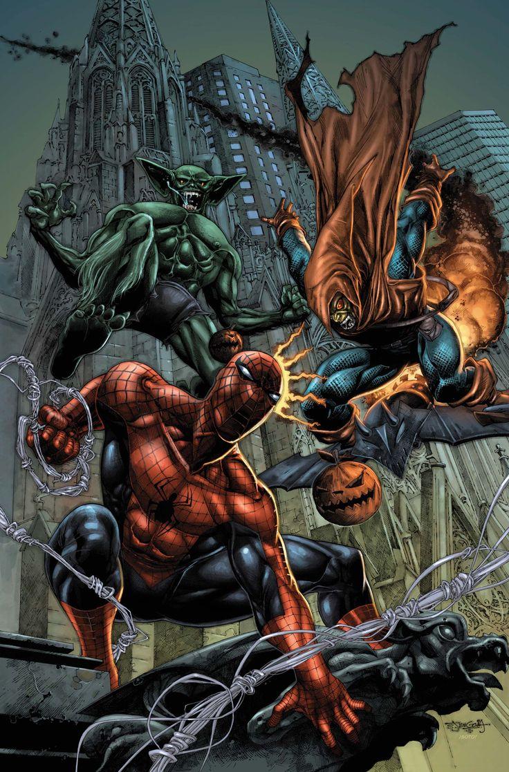 Jonah jameson quotes quotesgram - Spiderman Vs The Jackal And Hobgoblin