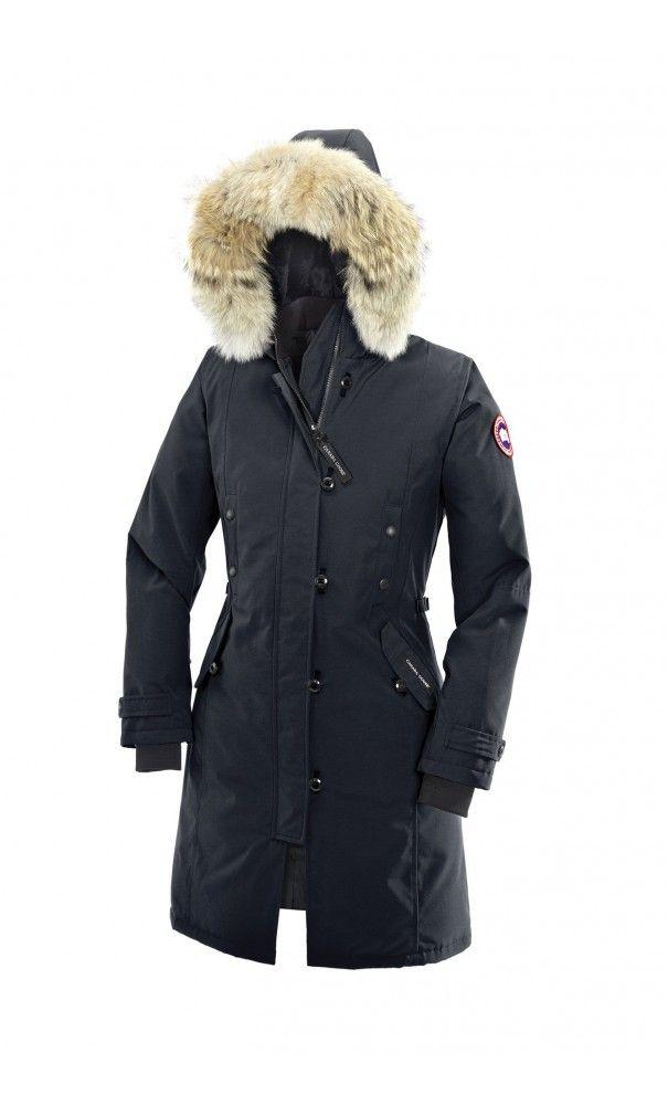 Canada Goose Kensington #Parka #Women Navy
