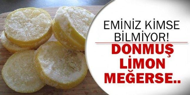 Donmuş limonun faydaları nelerdir? Rendelenmiş limon, limon suyuna göre çok daha fazla vitamin içerir ve çok daha faydalıdır.