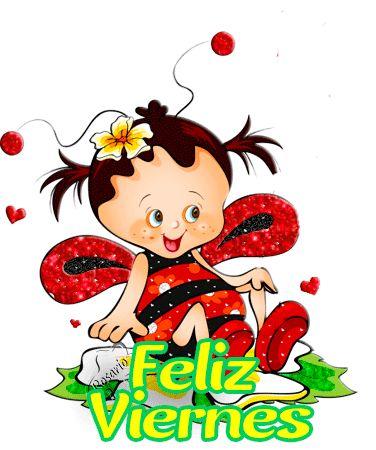 Feliz viernes (happy Friday)