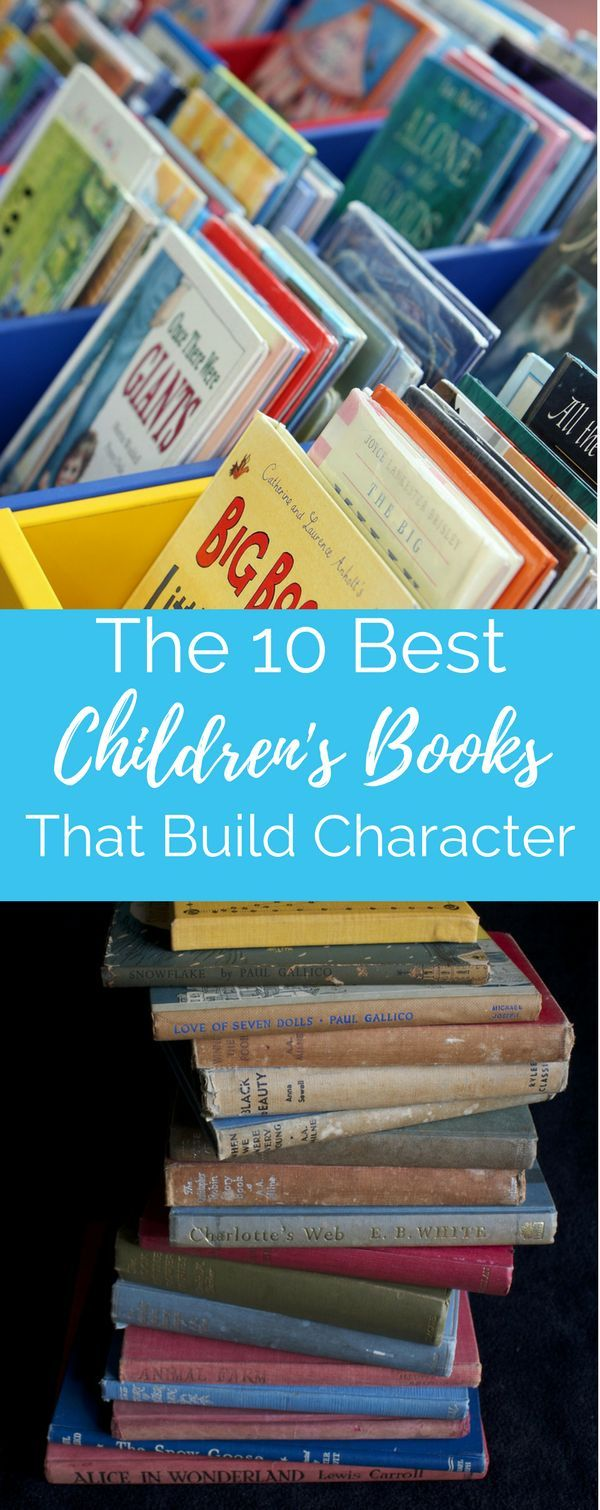 Children's books can be great examples of character. Developing character through examples of courage, kindness and honesty is not only a great way to teach your children, but a great way to spend time with your kids and see into their world. #readinglist #childrensbook #characterdevelopment